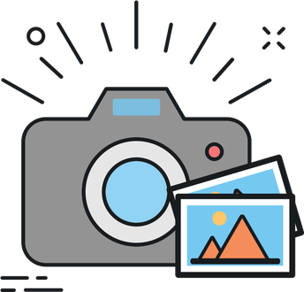 clip art of a camera