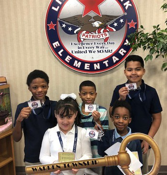Soaring Eagle Badge Winners
