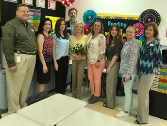 Teacher of the Year - Keri Swanson