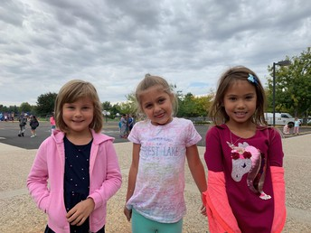 Kindergarten Recess Fun!