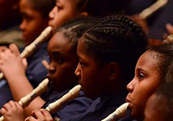 Jane H. Kesson School Concert Program