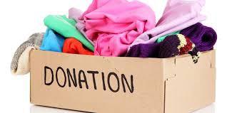 Dress code clothes donations!