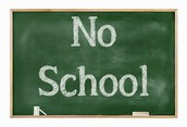 Reminder - No School on October 6th