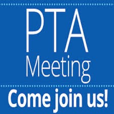 PTA Meeting- Tuesday, April 13th