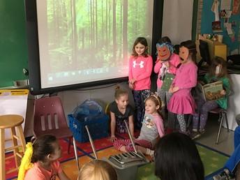 Kid driven indoor recess:  plays!