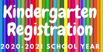 Kindergarten Registration and Information
