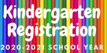 Kindergarten Registration and Information