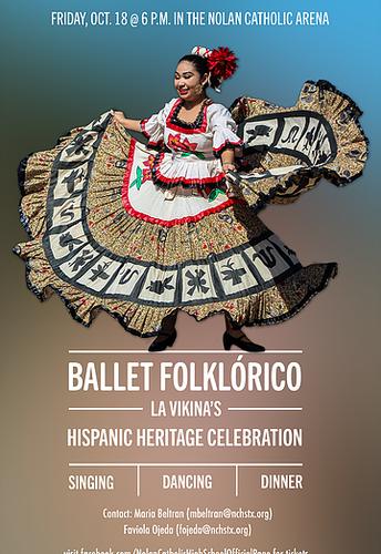 Ballet Folklorico - Singing-Dancing-Dinner