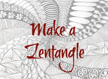 Make a Zentangle