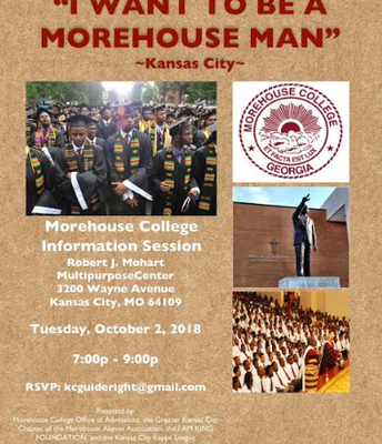 Morehouse College Information Session