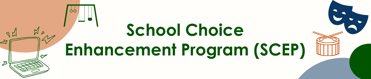 School Choice Enhancement Program banner