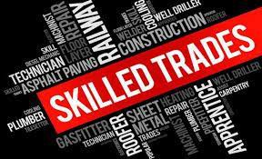 ARE YOU INTERESTED IN SKILLED TRADE PROGRAMS?!?!