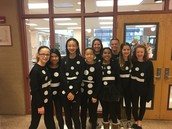 THE ANNUAL HALLOWEEN DRESS UP CONTEST CONTINUES TO BE A FUN TRADITION AT TOHICKON