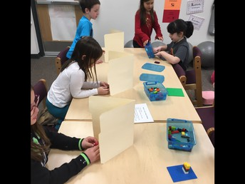 4th grade using Legos for unplugged coding