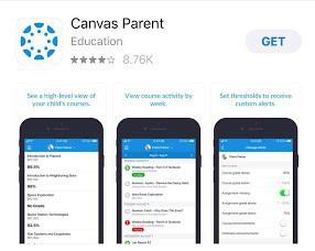 canvas parent app graphic