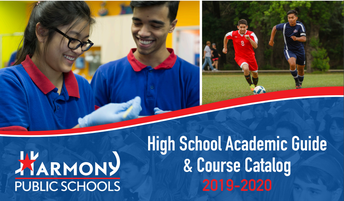 High School Academic Guide & Course Catalog 2019-2020