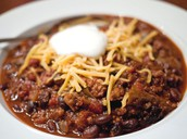 Fall Chili-Stravaganza