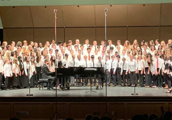 Luther Burbank Well-Represented at the 2019 Central MA Jr. District Festival