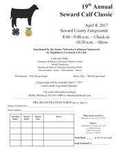 19th Annual Seward Calf Classic
