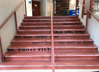 Stairway Motivation