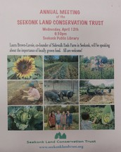 Seekonk Land Trust Meeting