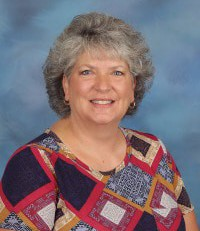 Margaret Carte, special education assistant