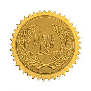 Quarter 1 Honor Roll