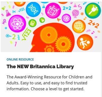 The NEW Britannica Library