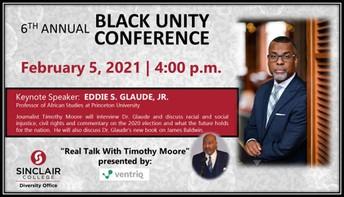 6th Annual Black Unity Conference