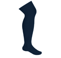 Navy Opaue Tights