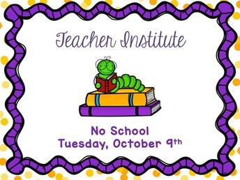 Teacher Institute Day
