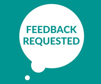 WE WANT YOUR FEEDBACK: Please Complete the Parent Survey by December 2