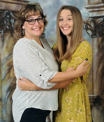 Bryley and her mom, Teresa