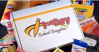 PTA School Supplies  Pick Up