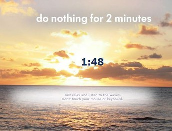 Do Nothing for 2 Minutes! - Click the image above!