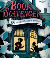 Book Scavenger by Jennifer Bertman