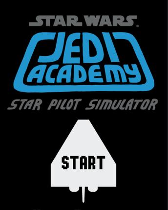 Star Wars Jedi Academy Star Pilot Simulator