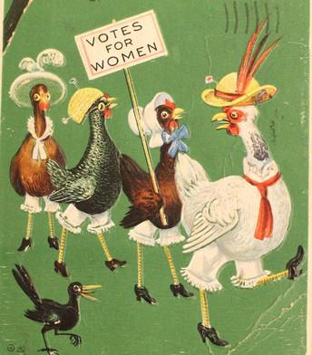Votes & Petticoats!