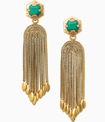 Odeon Statement earrings