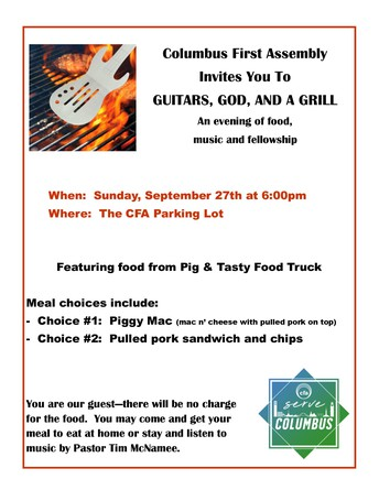 The Pig & Tasty Food Truck Is Coming!