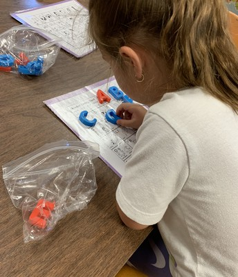 Matching Letters to Alphabet Charts