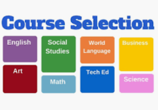 Course Selection for In-Person Learners- HIGH SCHOOL ONLY