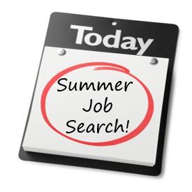 Summer Jobs!