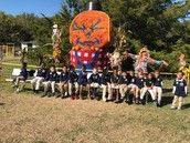 Pre-K at the Pumpkin Patch