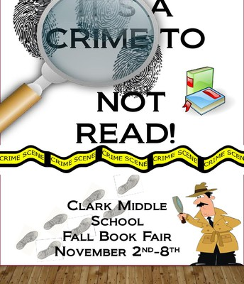 Clark Book Fair!