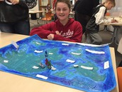 Seventh Grade U.S. Studies Classes Learn About WWI