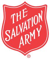 Salvation Army Late Christmas Giving/ Ejército de salvación Navidad finales dando