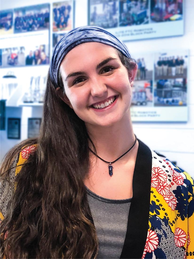 Image of student Lindsay Brandt