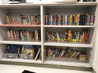 Book Drive - The Search Continues!