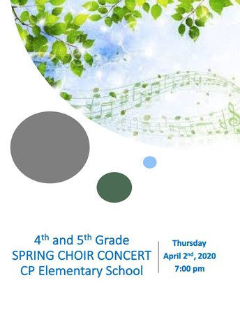 CP Choral Concert
